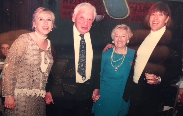 Alice Malcolm with Husband, Son and Daughter
