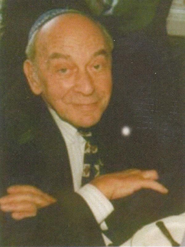Photo taken on Martin' Anson 's 80th Birthday